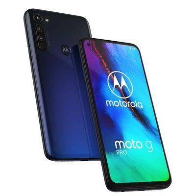 Motorola G Pro 128GB in Indigo