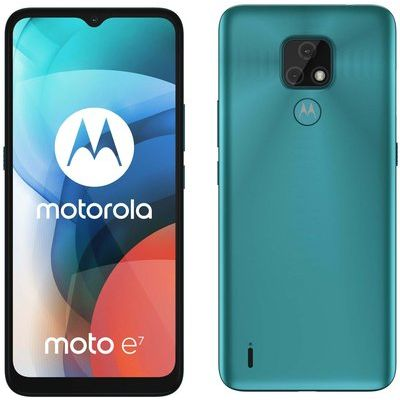 Motorola E7 512GB in Blue