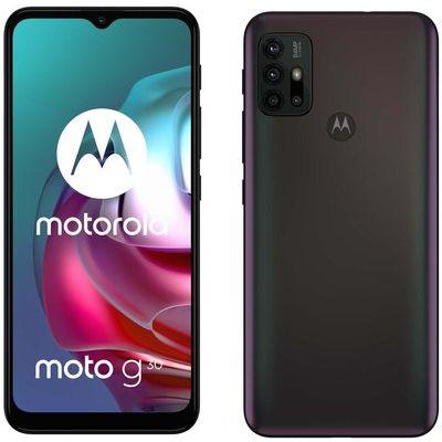 Motorola G30 128GB in Dark Pearl