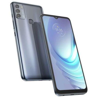 Motorola G50 64GB 5G Mobile Phone in Steel Grey