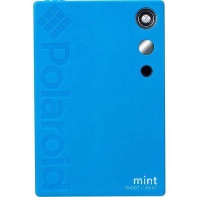Polaroid Mint Digital Instant Camera - Blue