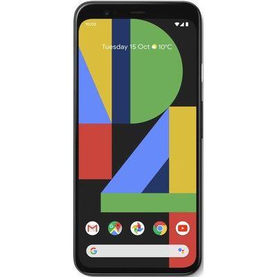 Google Pixel 4 64GB in Black