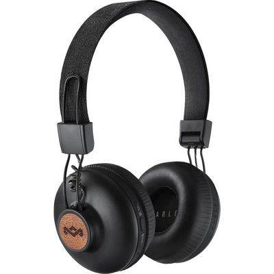House of Marley Positive Vibration 2 Wireless Bluetooth Headphones - Black