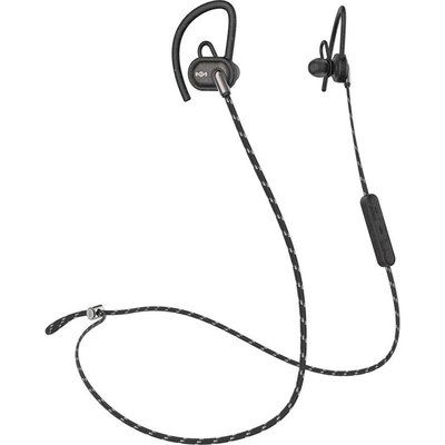 House of Marley Uprise EM-FE063-SB Wireless Bluetooth Headphones - Black
