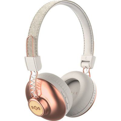 House of Marley Positive Vibration 2 Wireless Bluetooth Headphones - Copper