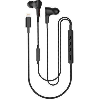 Pioneer Rayz Smart Noise-Cancelling Lightning Headphones - Black