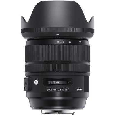 Sigma 24-70mm f/2.8 DG OS HSM I Art Lens Nikon Fit
