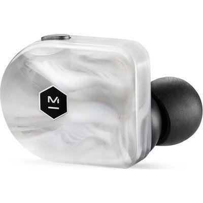 Master Dynamic W07 Wireless Bluetooth Earphones - White Marble