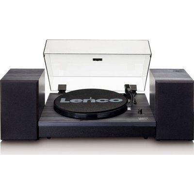 Lenco LS-300 Belt Drive Bluetooth Turntable - Black