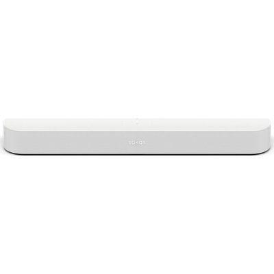 Sonos Beam 3.0 Compact Sound Bar - White