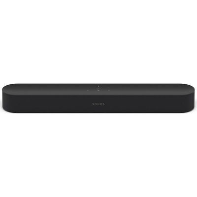 Sonos Beam 3.0 Compact Sound Bar - Black