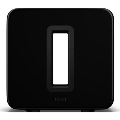 Sonos SUB (Gen 3) Wireless Subwoofer - Black