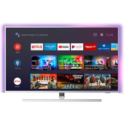 """Philips 65PUS8535 65"""" Smart Ambilight 4K Ultra HD Android TV"""