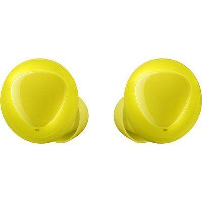 Samsung Buds In-Ear Wireless Bluetooth Headphones - Yellow