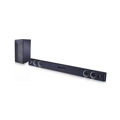 LG SJ3 300W RMS 2.1Ch Bluetooth Sound Bar with Wireless Sub