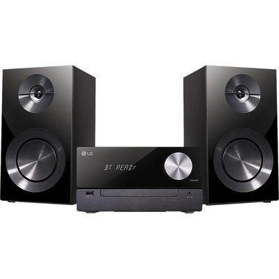 LG CM2460DAB Bluetooth Micro Hi-Fi System - Black