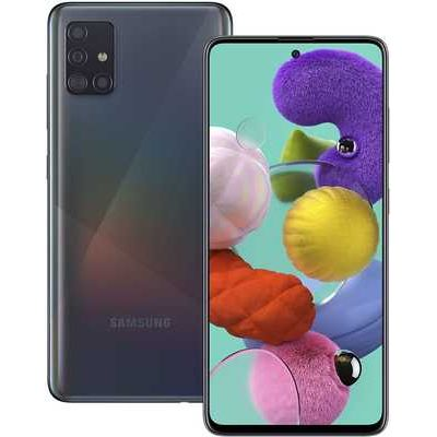 Samsung Galaxy A51 128GB in Black