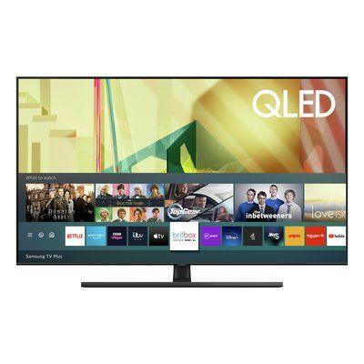 "Samsung QE65Q70TATX 65"" QLED 4K Quantum HDR Smart TV with Tizen OS"