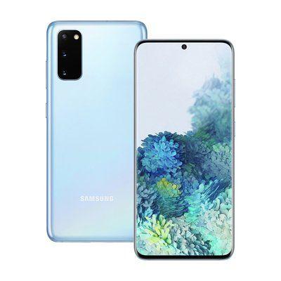 Samsung Galaxy S20 5G 128GB in Blue