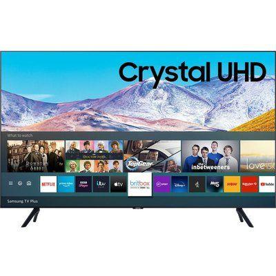 "Samsung 75"" UE75TU8000KXXU Smart 4K Ultra HD HDR LED TV with Bixby, Alexa & Google Assistant"