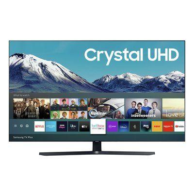 "Samsung UE43TU8500UXXU 43"" Smart 4K Ultra HD HDR LED TV with Bixby, Alexa & Google Assistant"