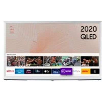 "Samsung QE49LS01T The Serif 49"" QLED 4K HDR Smart TV"