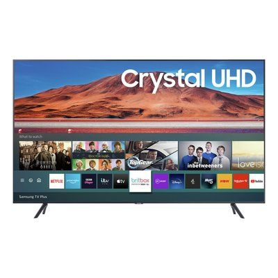 "Samsung 55"" UE55TU7100KXXU Smart 4K Ultra HD HDR LED TV"
