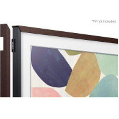 Samsung VGSCFT43BW Customisable Bezel for The Frame 43 Inch TV - Brown