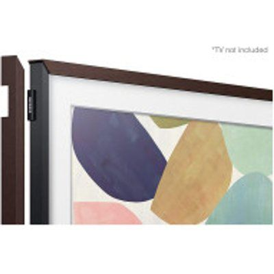 Samsung VGSCFT32BW Customisable Bezel for The Frame 32 Inch TV - Brown