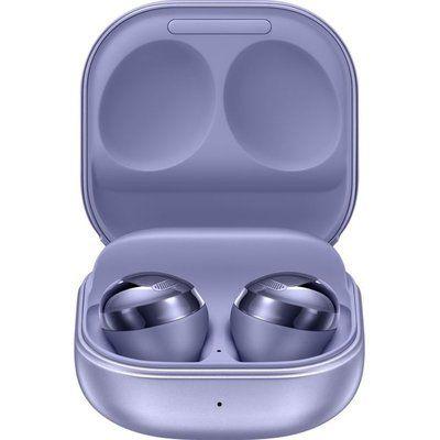 Samsung Galaxy Buds Headphones in Phantom Violet