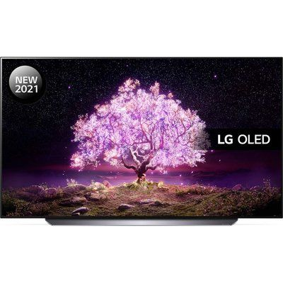 """LG 65"""" OLED65C14LB  Smart 4K Ultra HD HDR OLED TV"""