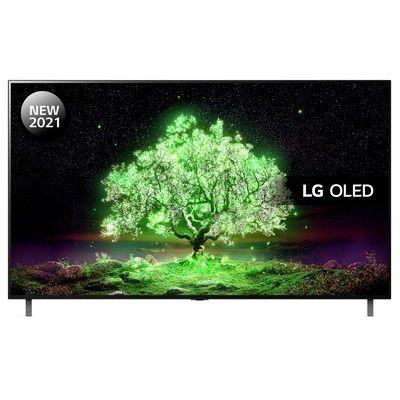 """LG 77"""" OLED77A16LA Smart 4K UHD OLED HDR Freeview TV"""