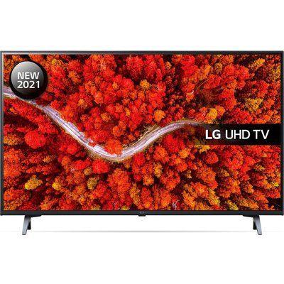 LG 43UP80006LA Smart 4K Ultra HD HDR LED TV with Google Assistant & Amazon Alexa