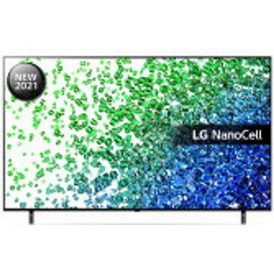 "LG 50NANO806PA 50"" NanoCell 4K UHD HDR TV with Alexa"
