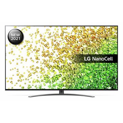 "LG 50"" 50NANO866PA Smart 4K UHD NanoCell HDR Freeview TV"