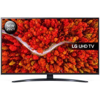 """LG 50UP81006LA 50"""" Smart 4K Ultra HD HDR TV"""