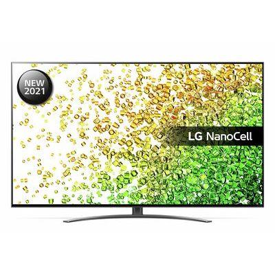 "LG 55"" 55NANO866PA Smart 4K UHD NanoCell HDR Freeview TV"