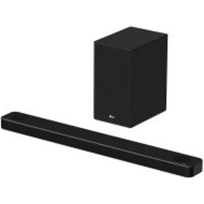 LG SP8YA 3.1.2Ch Wireless Sound Bar with Dolby Atmos