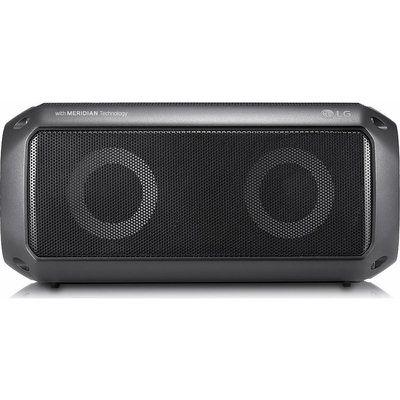 LG PK3 XBOOM Go Portable Bluetooth Speaker - Black