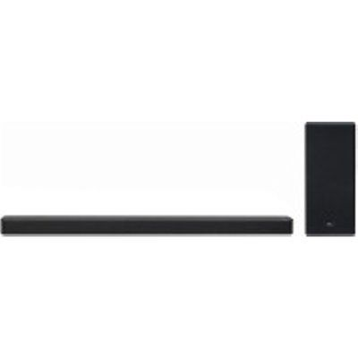 LG SL6Y Bluetooth Sound Bar with DTS: Virtual X, High Resolution Audio & Wireless Subwoofer