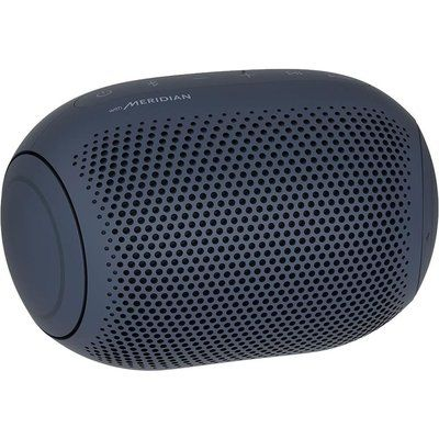 LG PL2 XBOOM Go Portable Bluetooth Speaker - Black