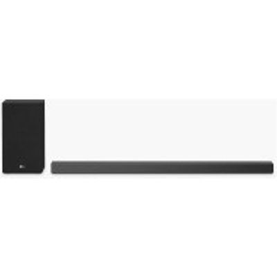 LG SN9YG 5.1.2ch Soundbar with Dolby Atmos and Google Assistant