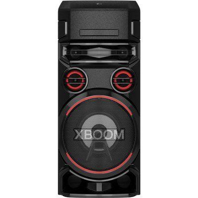 LG ON7 XBOOM Bluetooth Megasound Party Hi-Fi System - Black