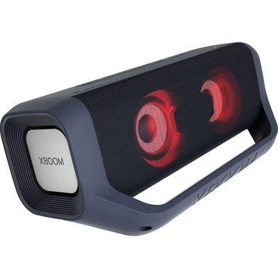 LG PN7 XBOOM Go Portable Bluetooth Speaker - Black