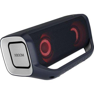 LG PN5 XBOOM Go Portable Bluetooth Speaker - Black