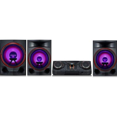 LG CL88 XBOOM Bluetooth Megasound Party Hi-Fi System - Black