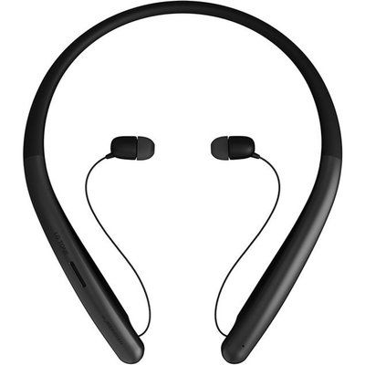 LG TONE Style In-Ear Wireless Bluetooth Sports Headphones - Black