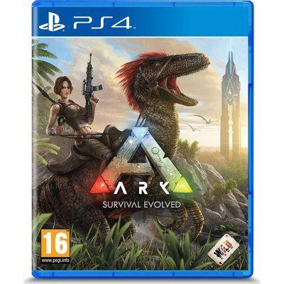 PS4 ARK Survival Evolved