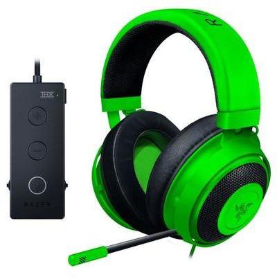 Razer Kraken Tournament Edition Gaming Headset - Green