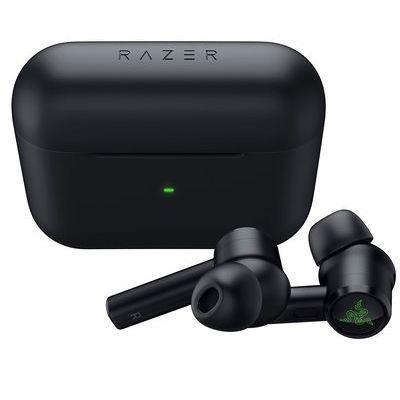 Razer Hammerhead True Wireless Pro Headset - Black